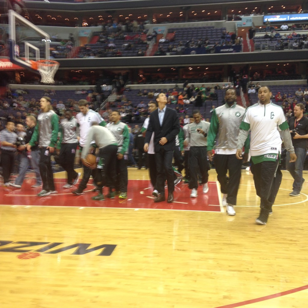 celtics roll deep